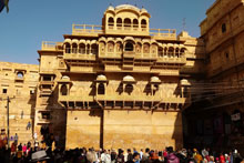 Jaisalmer fort and museum